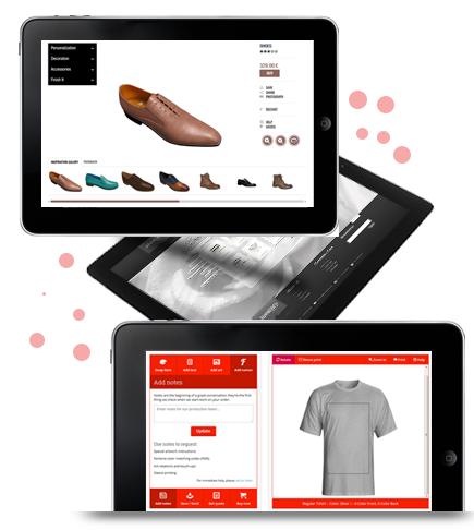 Product Customization Software | Panacea Infotech