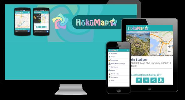 HokuMap App