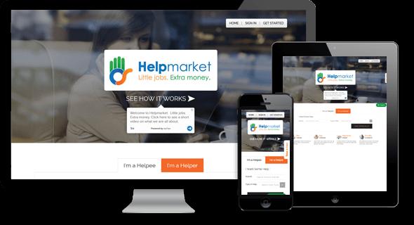 helpmarket app