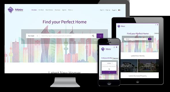 Moov - Real Estate Marketplace