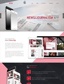 News/Journalism App
