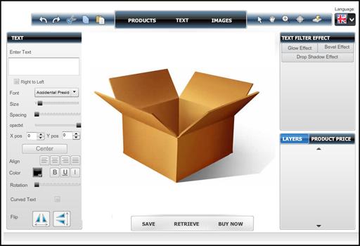 Box Customization Tool