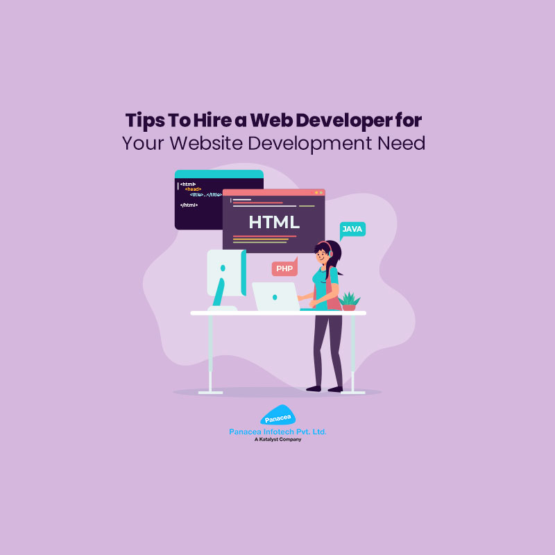 Tips To Hire a Web Developer for Your Website Development Need