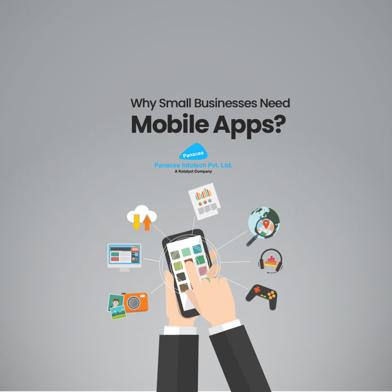 Why Small Businesses Need Mobile Apps?