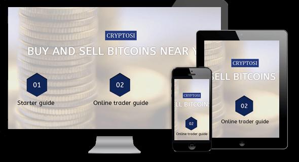 Bitcoins website