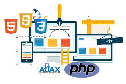 Web design and Portal development