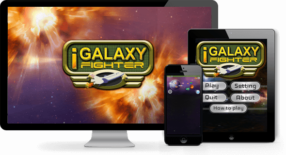 iGalaxyFighter App