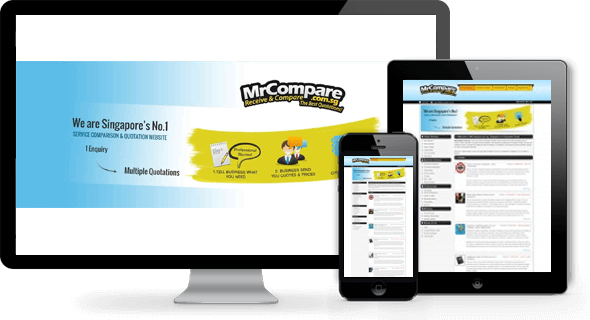 mrcompare - quotes website