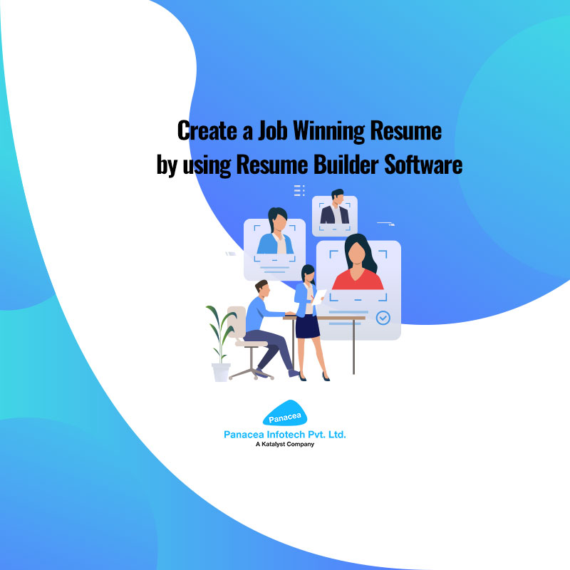 Create a Job Winning Resume by using Resume Builder Software. !!