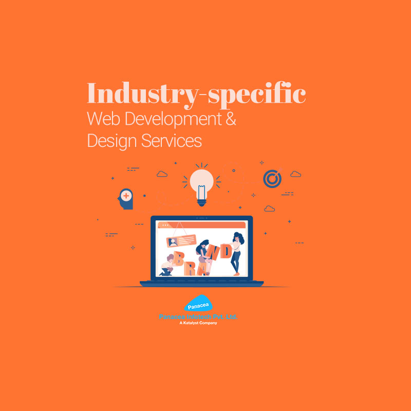 Industry-specific Web Development & Design Services
