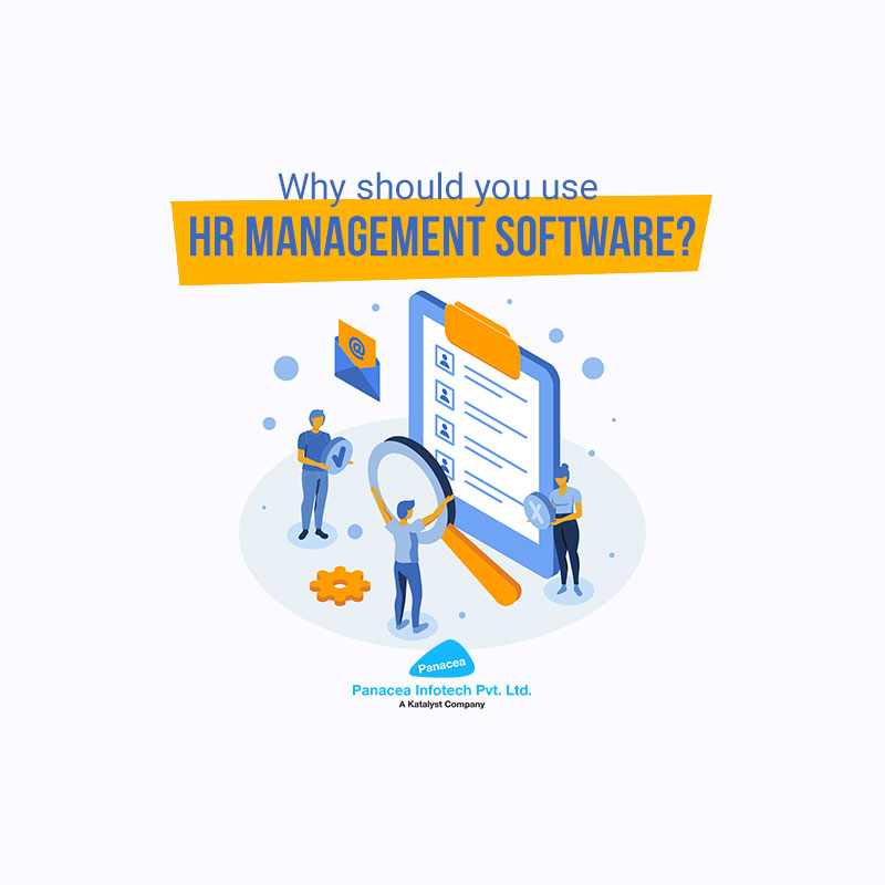 Why should you use HR Management Software?