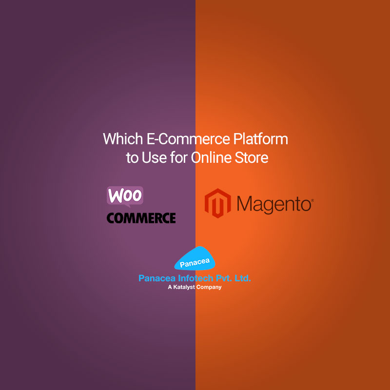 Which E-Commerce Platform to Use for Online Store –  WooCommerce Vs Magento