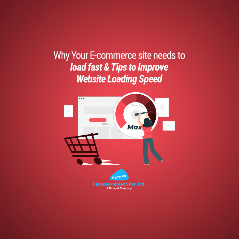 Why Your E-commerce site needs to load fast & Tips to Improve Website Loading Speed
