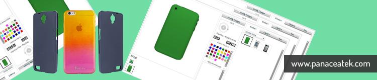 Mobile Skin designer tool – Panacea Infotech