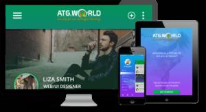 ATG World Social Networking platform