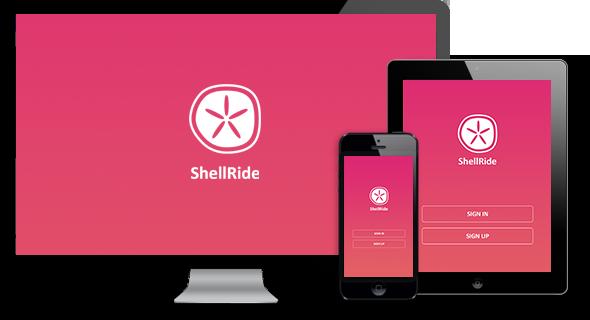 Shell ride