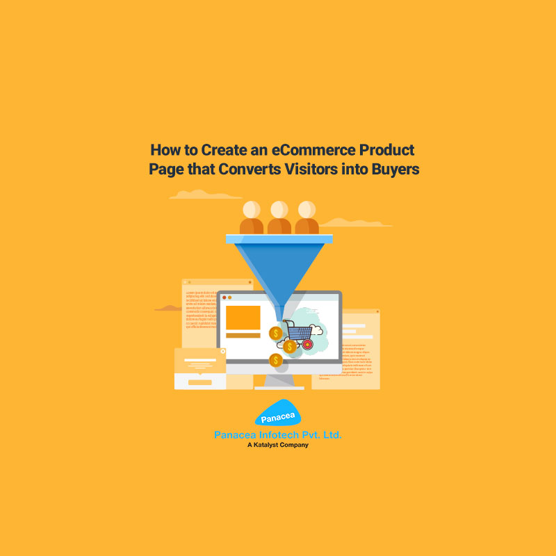 How to Create an eCommerce Product Page that Converts Visitors into Buyers
