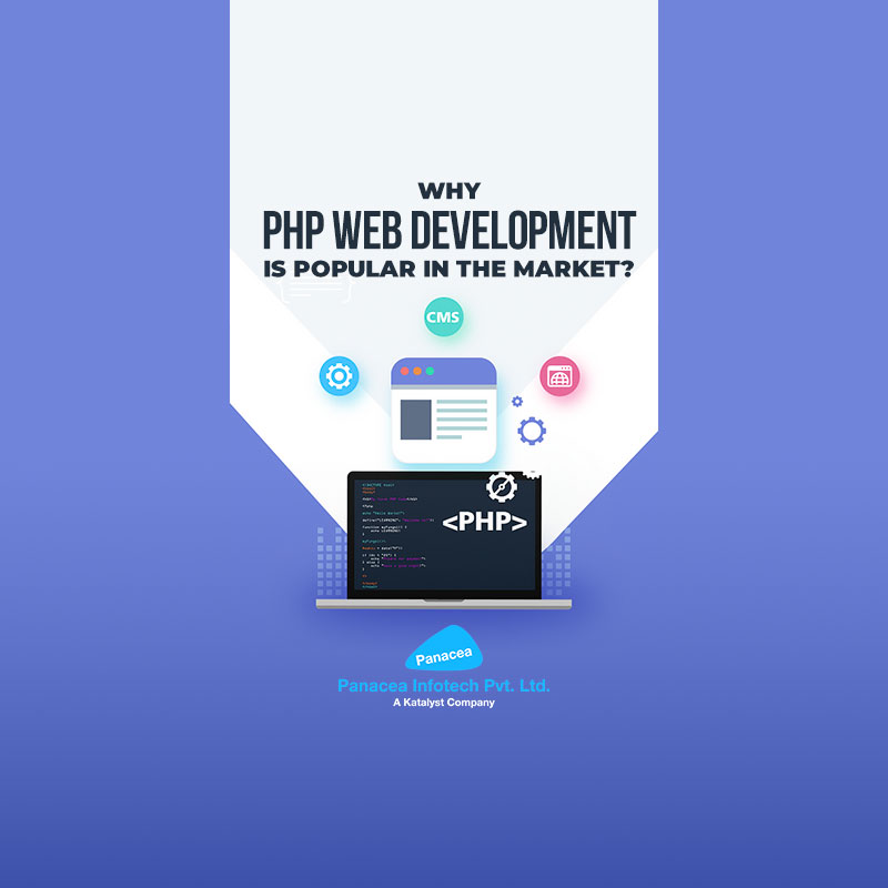 Why PHP Web Development is Popular in the Market?