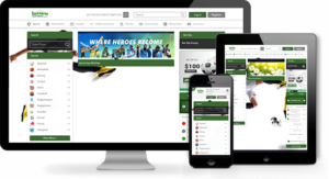 bettingshed sports betting website