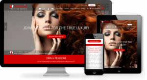 Penderie - Social media and Marketplace Platform