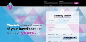 voice recording platform