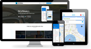 dlvr4all - Instant delivery from any place to any place