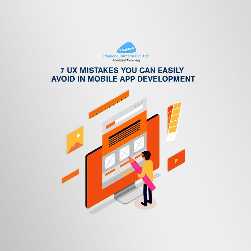 7 UX Mistakes You Can Easily Avoid in Mobile App Development