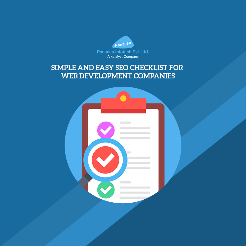 Simple and Easy SEO Checklist for Web Development Companies