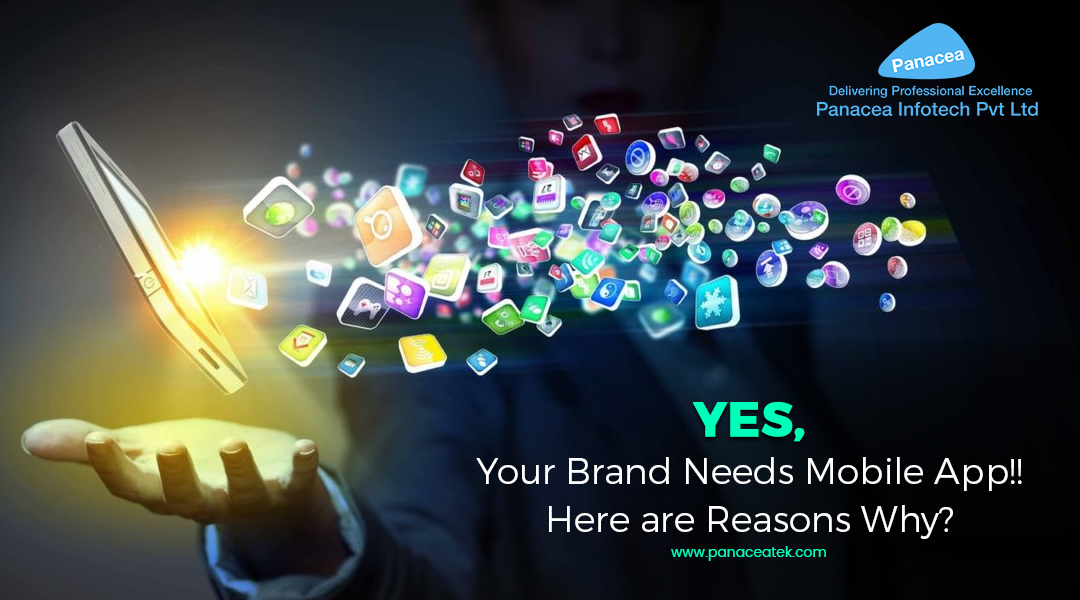 Your Brand Needs Mobile App