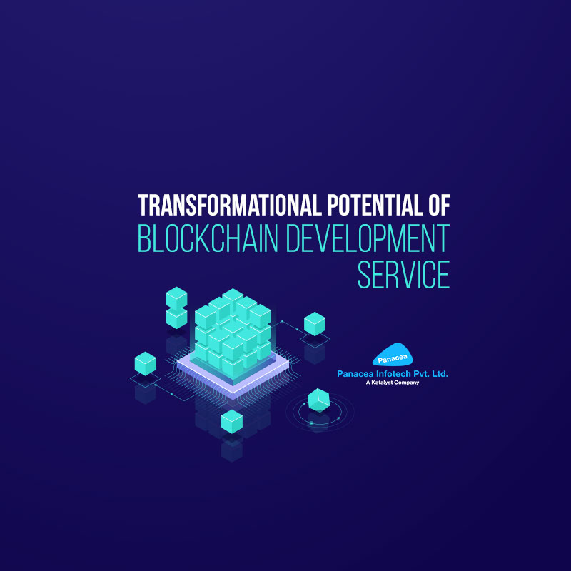 Transformational Potential of Blockchain Development Service