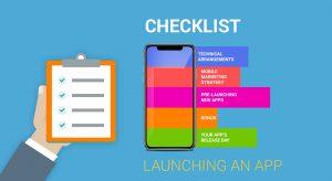 5 Checklist For Mobile App Development