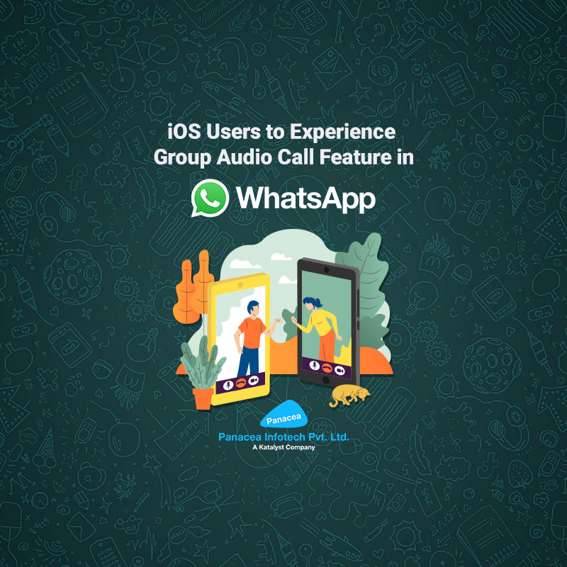 iOS Users to Experience Group Audio Call Feature in WhatsApp