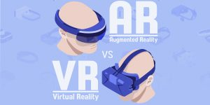 Augmented Reality vs Virtual Reality