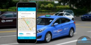 Taxi Booking App Development