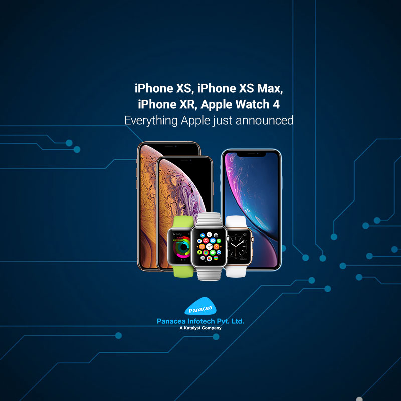 iPhone XS, iPhone XS Max, iPhone XR, Apple Watch 4: Everything Apple just announced