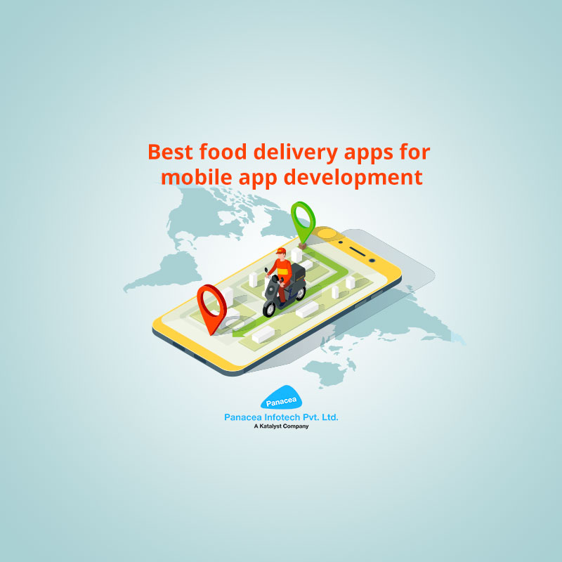 Best food delivery apps for mobile app development