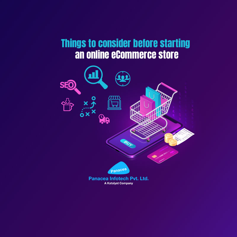 Things to consider before starting an online eCommerce store