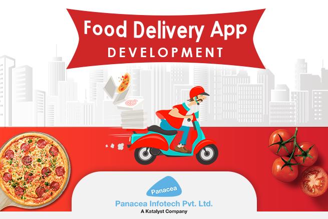 Best food delivery apps for mobile app development | PanaceaTek