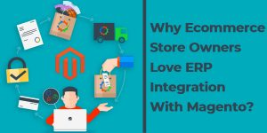 why ecommerce store owneres love erp integration with magento