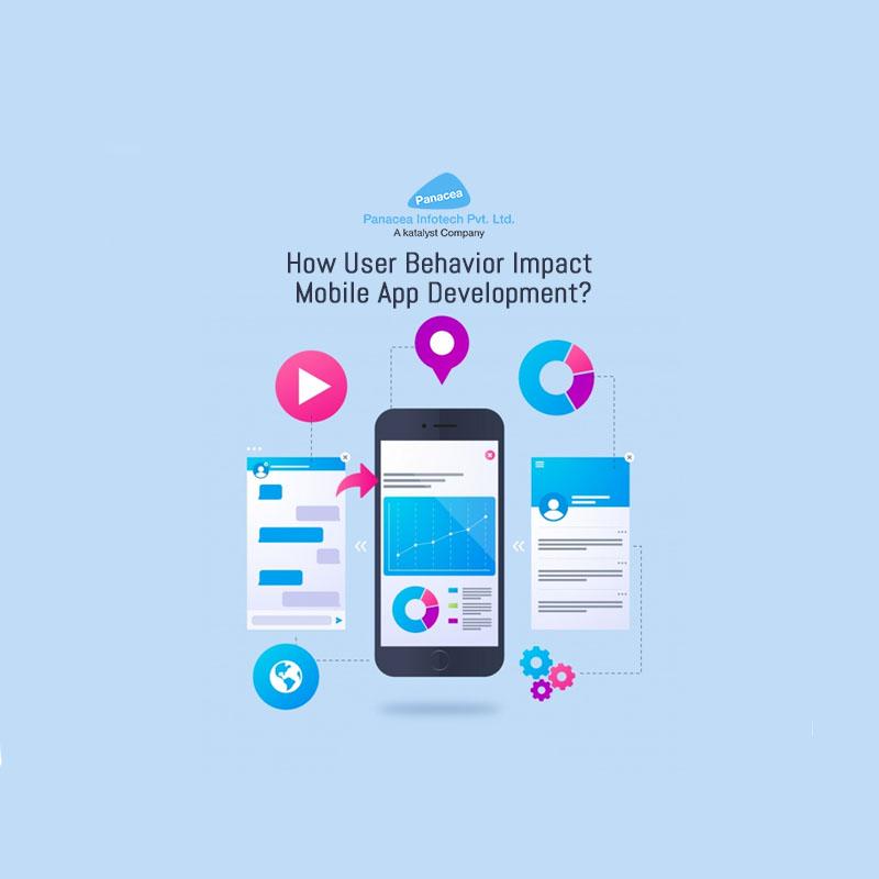 How User Behavior Impact Mobile App Development?