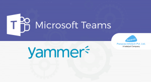 Microsoft enables Yammer's integration with Teams