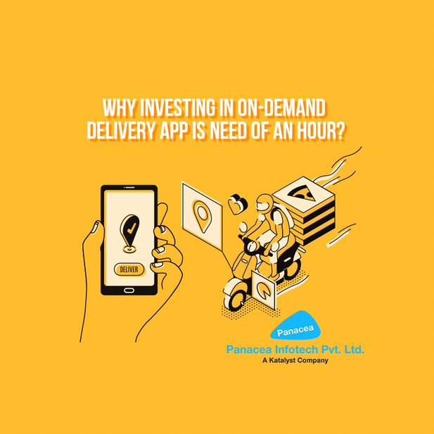 Why investing in On-demand Delivery App is need of an hour?