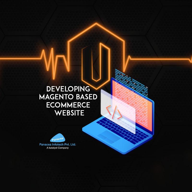 Developing Magento based eCommerce website