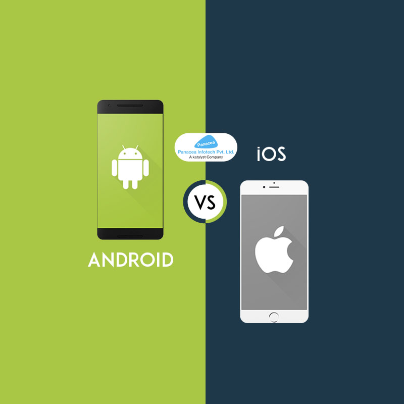 Android vs iOS: Best platform for Mobile App Development