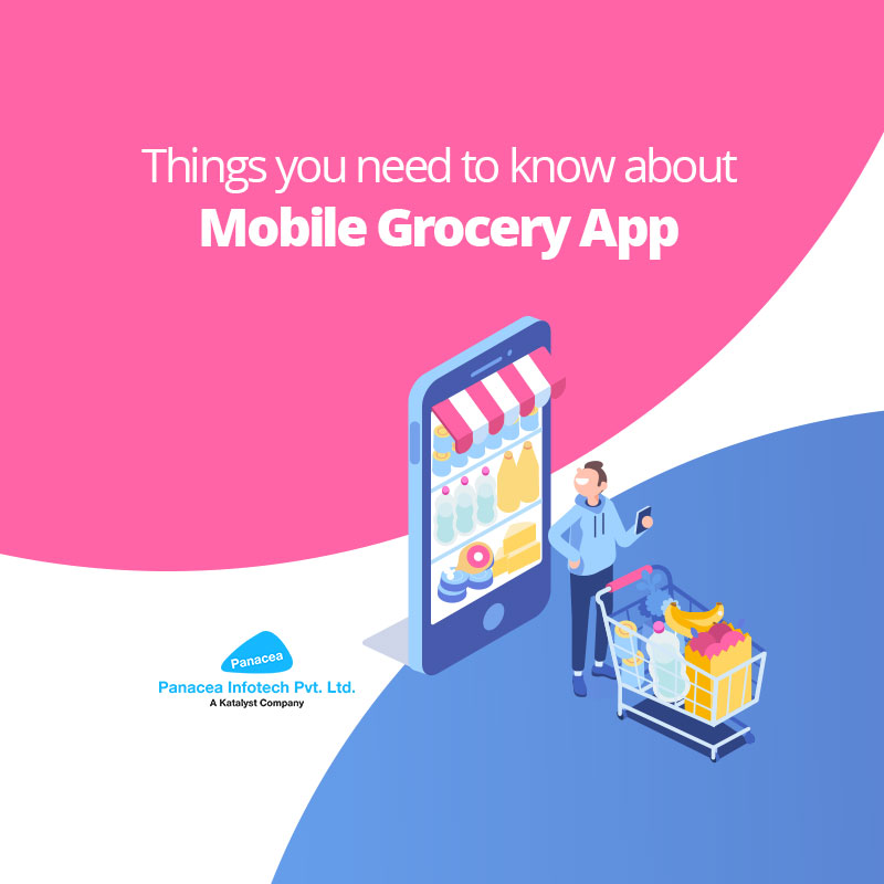 Things you need to know about Mobile Grocery App