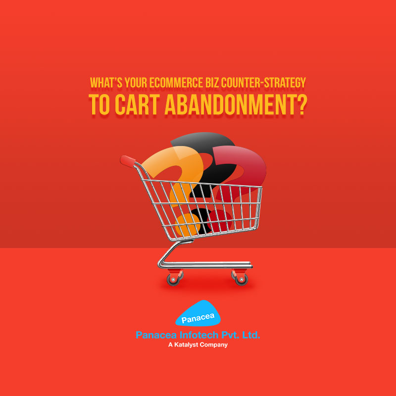 What's your eCommerce biz counter-strategy to cart abandonment?