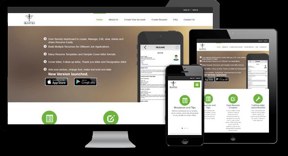 iResumes App