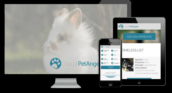 Local Pet Angels App