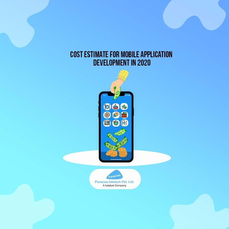 Cost Estimate for Mobile Application Development in 2020
