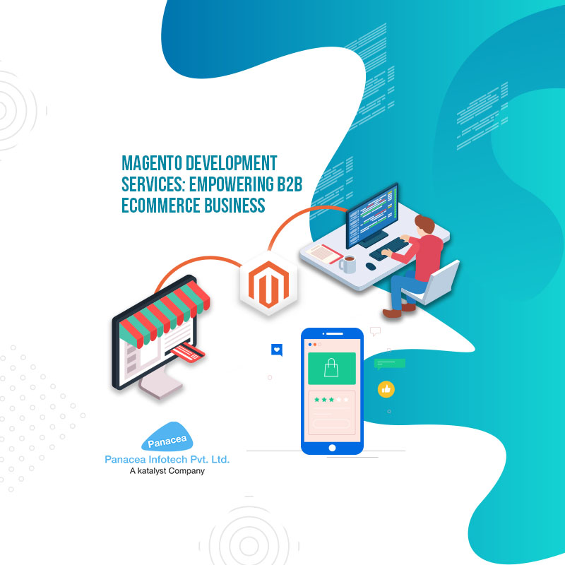 Magento Development Services Empowering B2B ecommerce business1